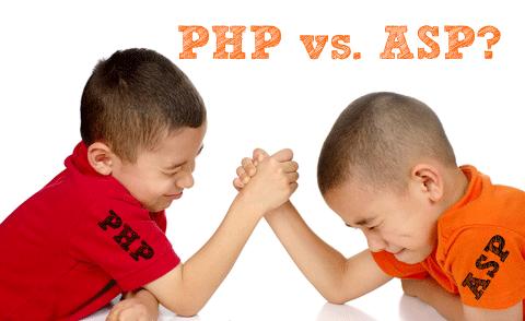 تفاوت دو زبان PHP و Asp.NET