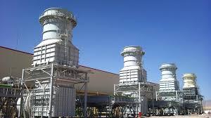 نیروگاه گاز