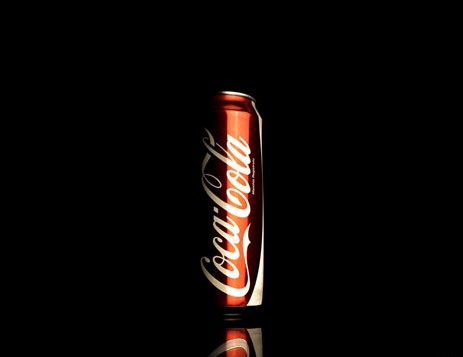 برند شرکت کوکا کولا