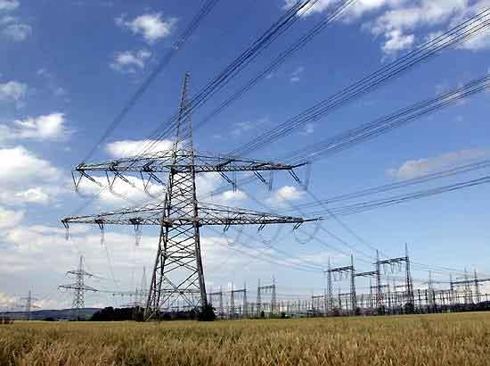 تولید، انتقال و توزیع انرژی الکتریکی
