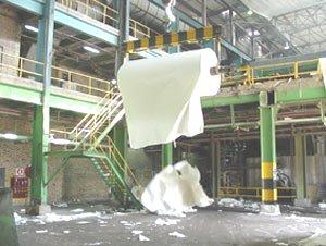 بهسازی آب و بازیابی بخار در صنایع کاغذ سازی