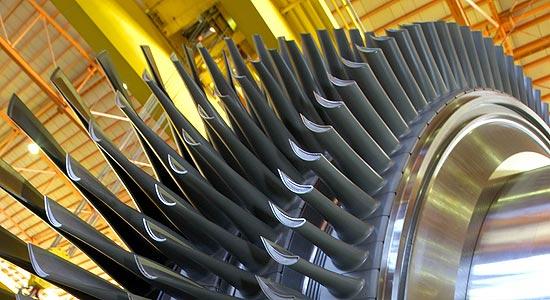 انتقال حرارت خارجی اجزاء توربین