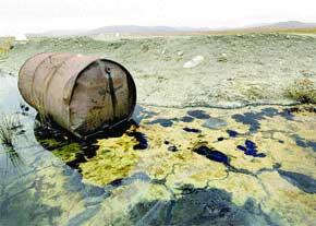 تاثیر مواد بیولوژیک بر محیط زیست