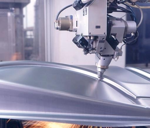 جوشکاری لیزر در صنعت خودرو