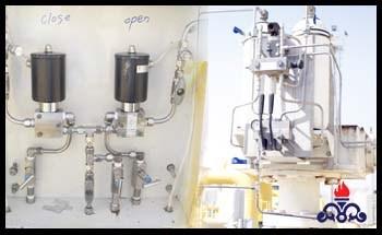 سیستم ابزار دقیق ایستگاه تقویت فشار گاز