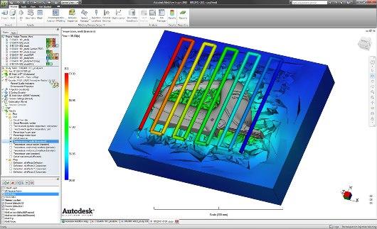 بهینه سازی قالب اکستروژن با نرم افزار abaqus