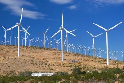 نیروگاه های بادی در ایران