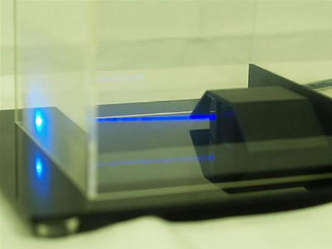 مقاله هدایت پرسرعت پرتو به وسیله آرایههای لیزری حفره عمودی مرحلهای
