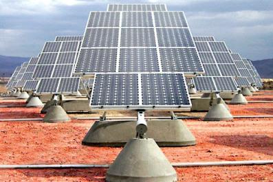 نیروگاه های خورشیدی در ایران