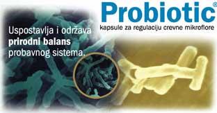 کاربرد پروبیوتیک و پری بیوتیک