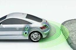 شبیه سازی موانع عقب خودرو با سنسور مافوق صوت