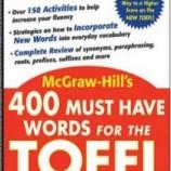 دانلود رایگان کتاب ۴۰۰ کلمه ضروری برای آزمون تافل
