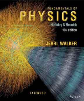 دانلود رایگان حل المسائل و کتاب فیزیک هالیدی ویرایش 10